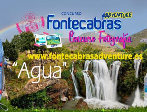 I Concurso de Fotografía Fontecabras Adventure «Agua»
