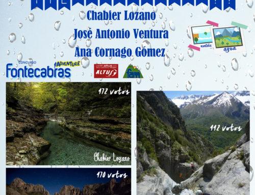 Ganadores I Concurso de fotografía Fontecabras Adventure