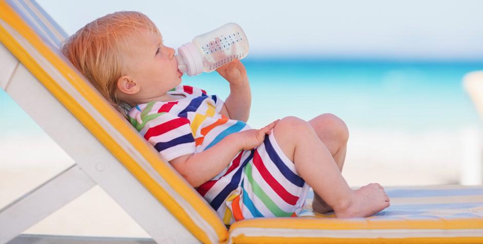 Perfecta para el biberón de tu bebé